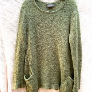 Wooden Ships Paola Buendia Mohair Blend Sweater